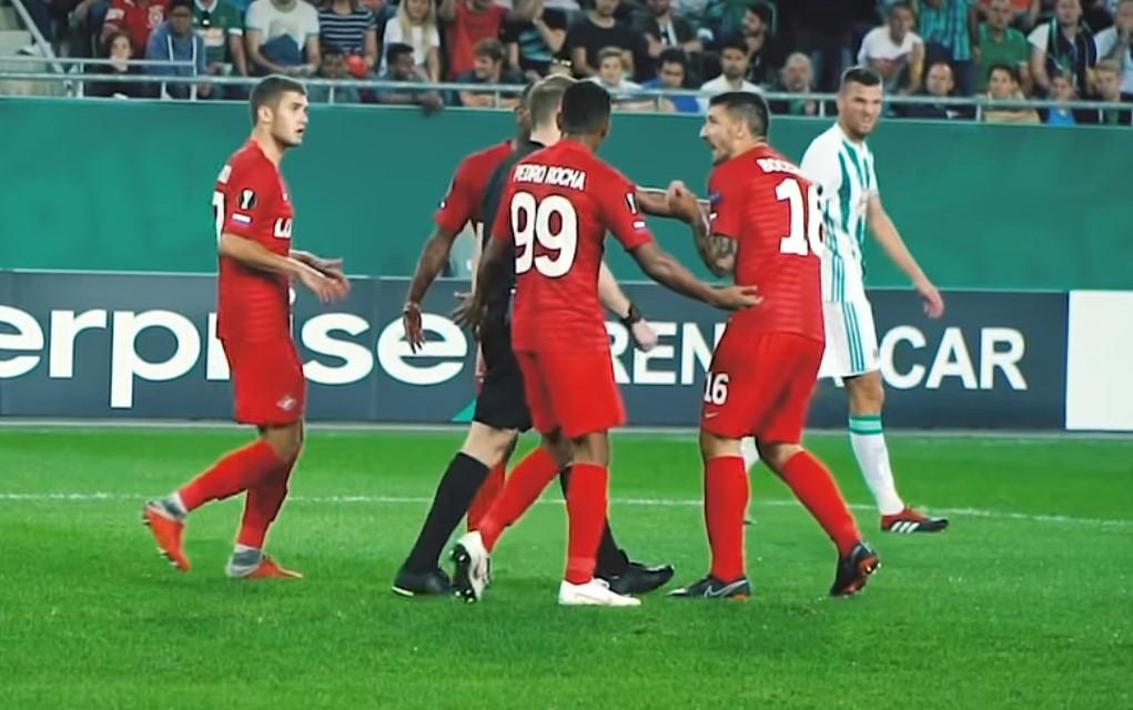 Прогноз на матч Лиги Европы Спартак – Вильярреал 1