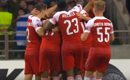 Прогноз на матч Лиги Европы Спортинг – Арсенал 25.10.18