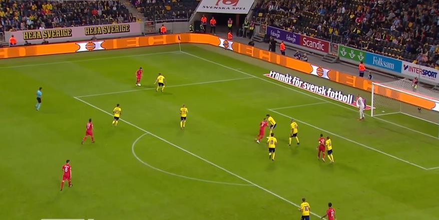 Прогноз на матч Лиги Наций Швеция – Россия 20.11.18 2