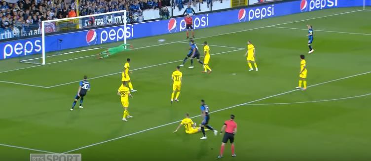 Прогноз на матч Лиги Чемпионов Брюгге – Монако 2