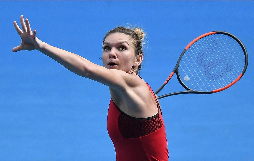 Симона Халеп снимается с итогового турнира WTA