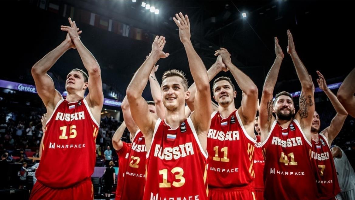 Состав сборной России по баскетболу в сезоне 2018 - 19 – кто же