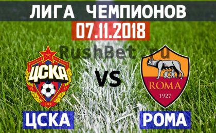 ЦСКА – Рома