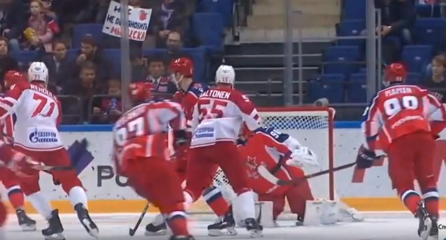 Прогноз на матч КХЛ Витязь – Слован 30.11 2