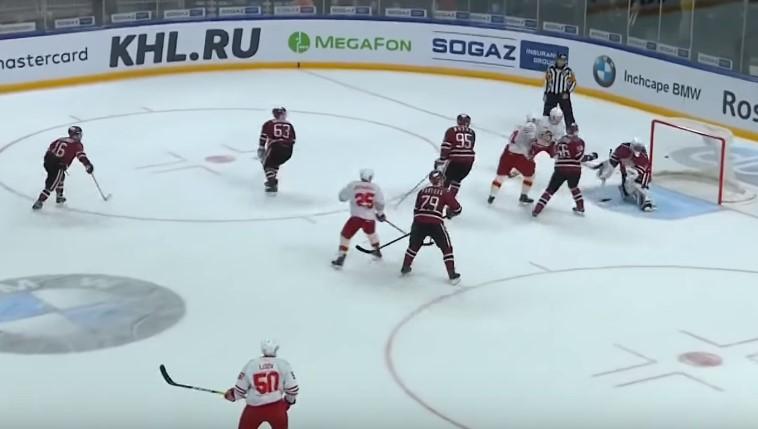 Прогноз на матч КХЛ Динамо Рига – ЦСКА 1