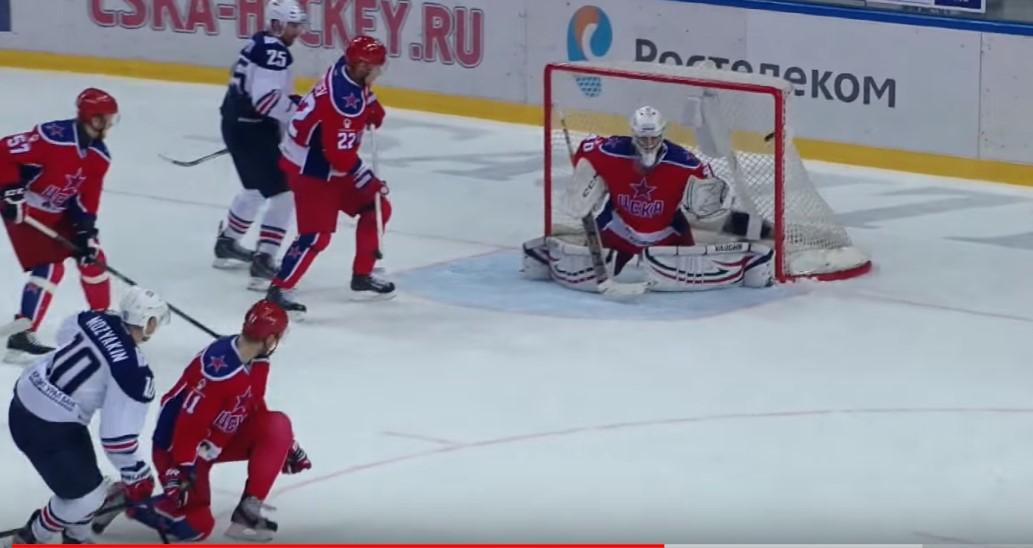 Прогноз на матч КХЛ Динамо Рига – ЦСКА 2