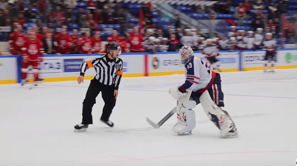 Прогноз на матч КХЛ Нефтехимик – Северсталь 1.12. Хоккей 1