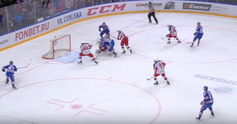 Прогноз на матч КХЛ Северсталь – СКА 22 ноября 2