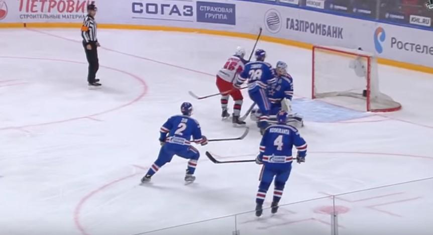 Прогноз на матч КХЛ ЦСКА – СКА 24 ноября. Хоккейная лига 3