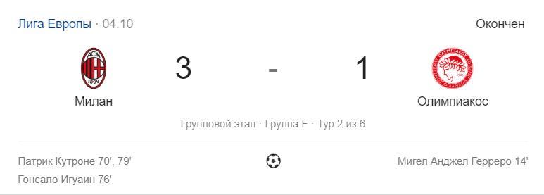 Прогноз на матч Лиги Европы Бетис – Олимпиакос 4