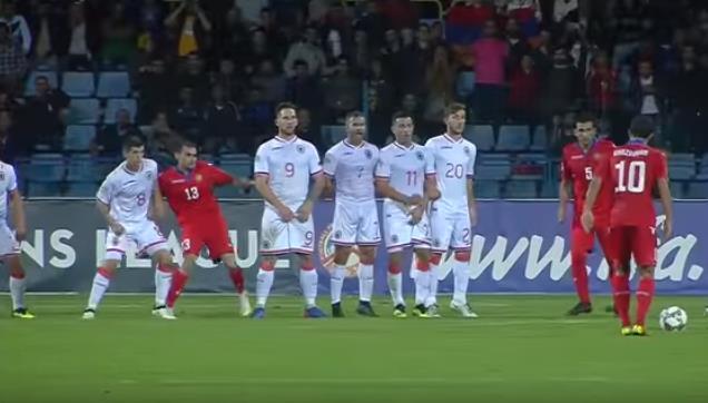 Прогноз на матч Лиги Наций Гибралтар – Армения 16.11 2