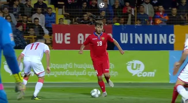 Прогноз на матч Лиги Наций Гибралтар – Армения 16.11 3