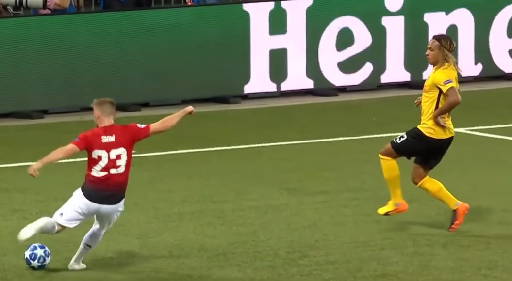 Прогноз на матч Лиги Чемпионов Манчестер Юнайтед – Янг Бойз 4