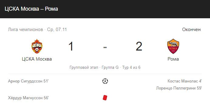 Прогноз на матч РФПЛ ЦСКА – Зенит 11 ноября 1
