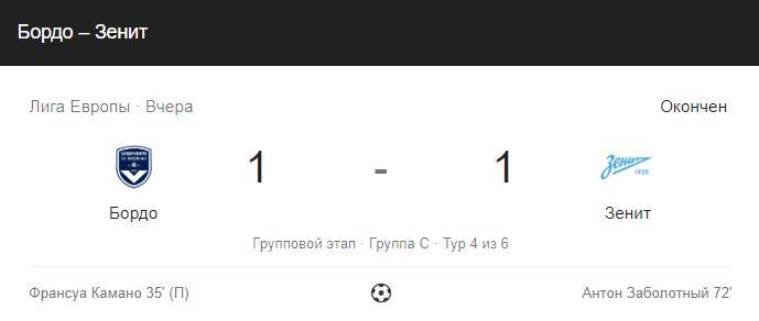 Прогноз на матч РФПЛ ЦСКА – Зенит 11 ноября 2
