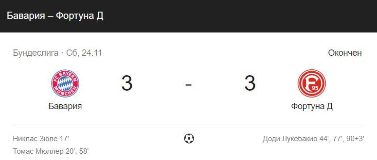 Прогноз на матч Чемпионата Германии Вердер – Бавария 5
