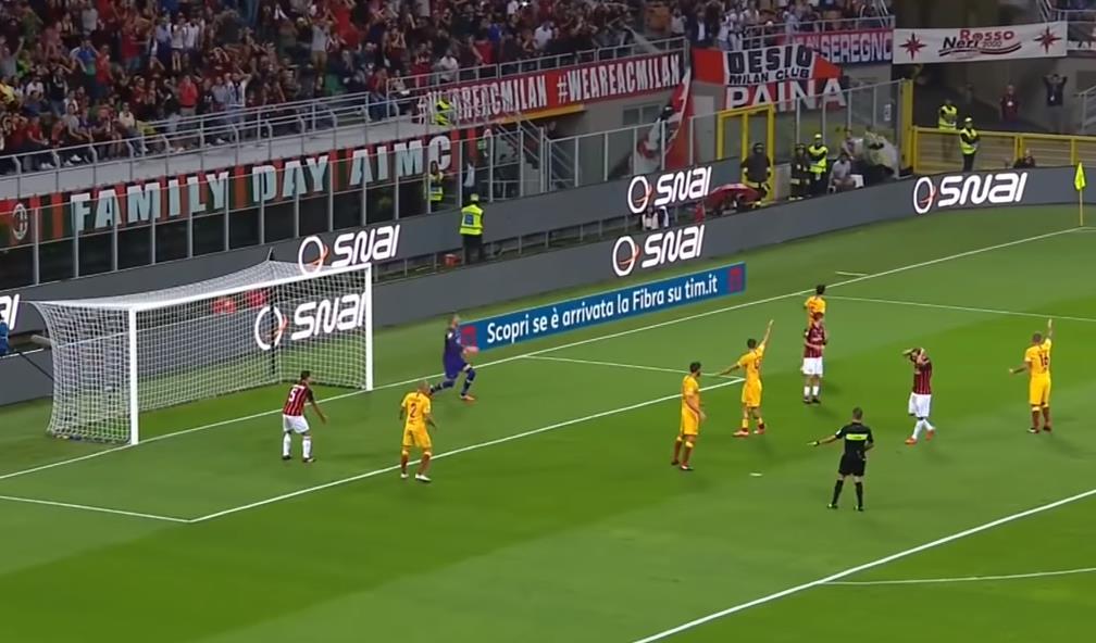 Прогноз на матч Чемпионата Италии Лацио – Милан 25 ноября 3