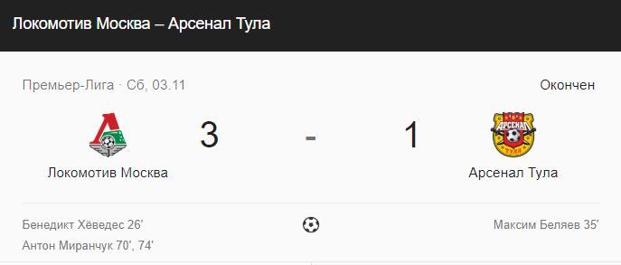 Рубин – Локомотив прогноз на матч РФПЛ 11.11 2
