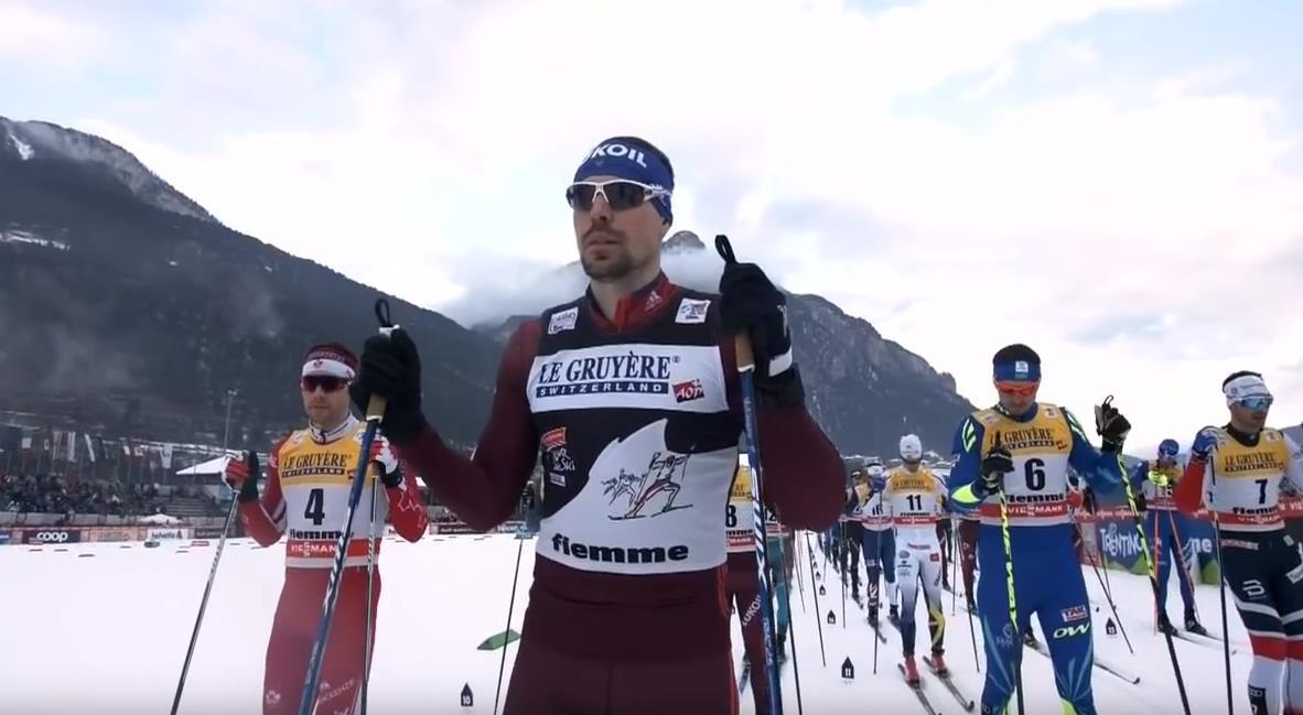 Ставки на лыжные гонки 1