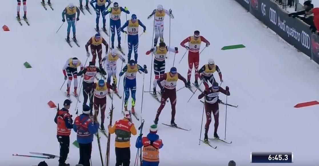 Ставки на лыжные гонки 3