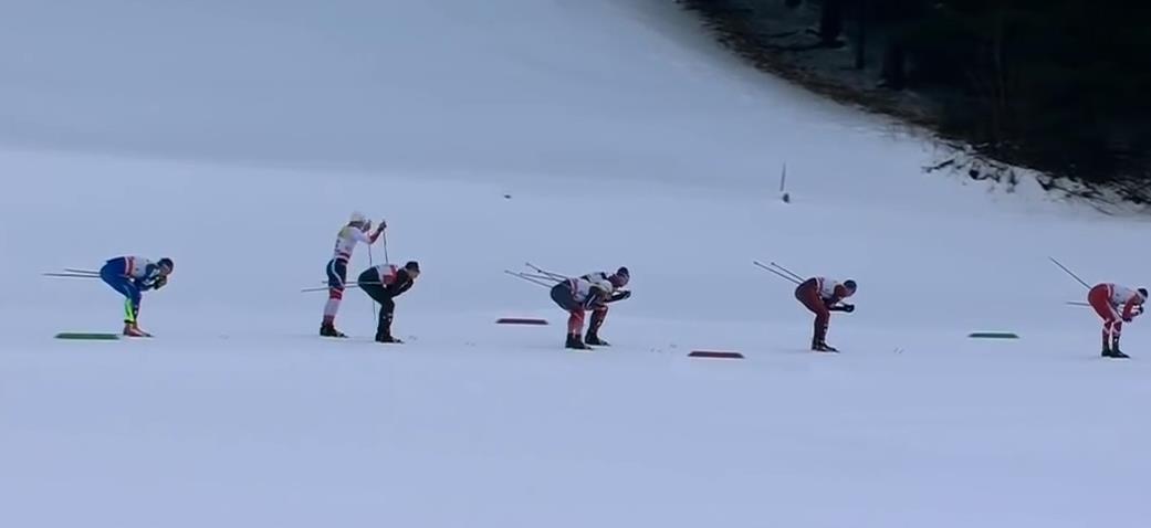 Ставки на лыжные гонки 5