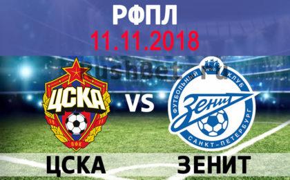 ЦСКА – Зенит