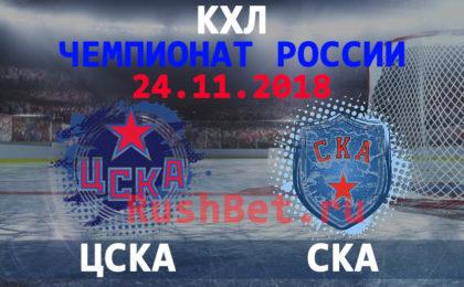 ЦСКА – СКА