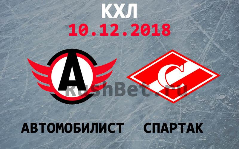 Автомобилист – Спартак