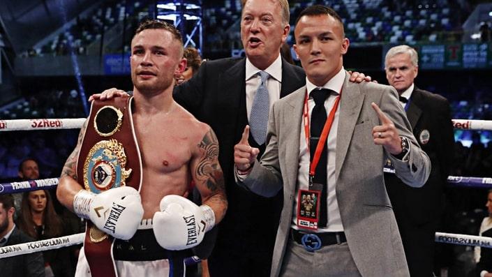 Лучшие боксерские поединки декабря 2018 – анонс боев 5
