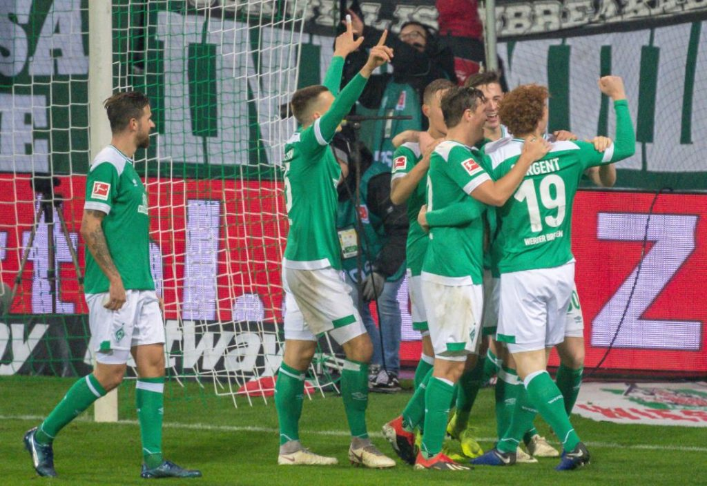 Прогноз на матч Бундеслиги Боруссия Д – Вердер 15 декабря 3