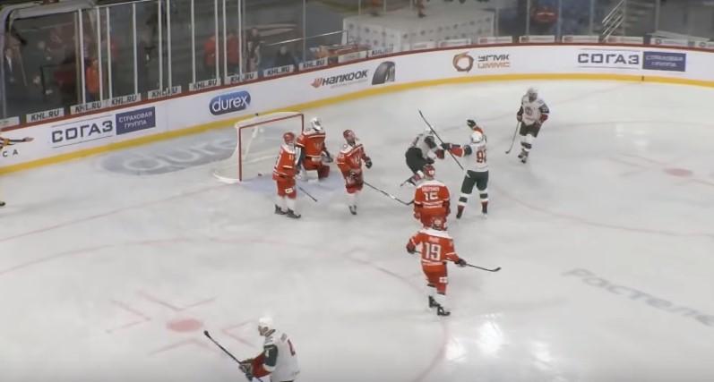 Прогноз на матч КХЛ Ак Барс – Трактор 21.12 1