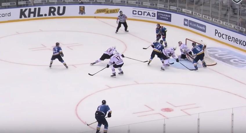 Прогноз на матч КХЛ Амур – Витязь 25.12 1