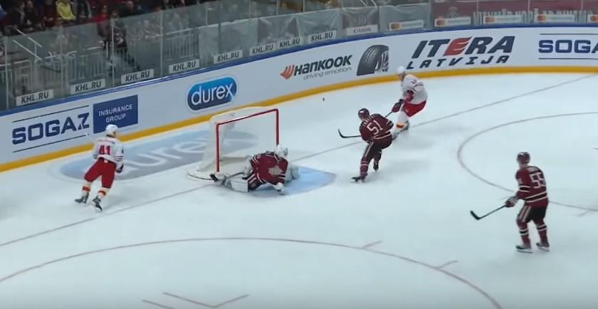 Прогноз на матч КХЛ Динамо Рига – Салават Юлаев 7.12 2