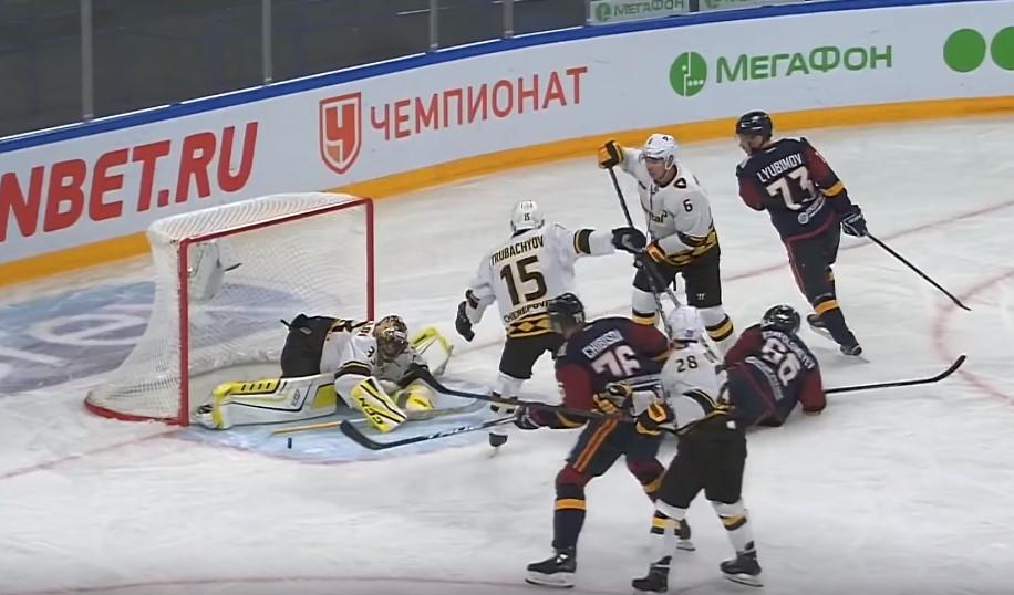 Прогноз на матч КХЛ Северсталь – Спартак 26.12 1