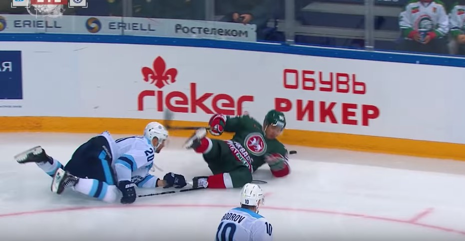 Прогноз на матч КХЛ Сибирь – Локомотив 18.12 1
