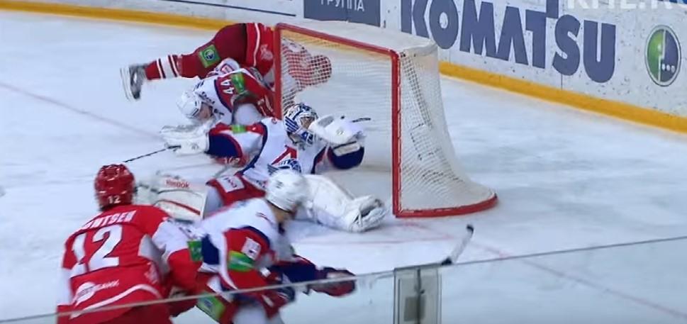 Прогноз на матч КХЛ Сибирь – Локомотив 18.12 2