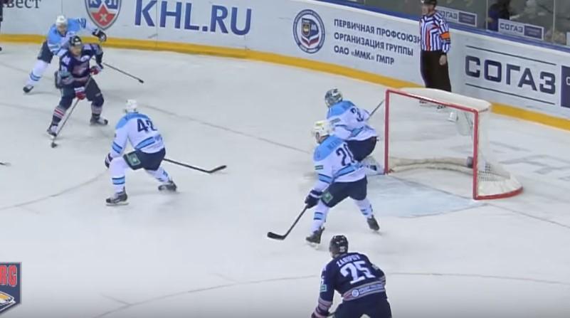 Прогноз на матч КХЛ Сибирь – Металлург Магнитогорск 1