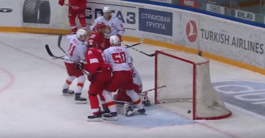 Прогноз на матч КХЛ Спартак – Йокерит 18 декабря 2