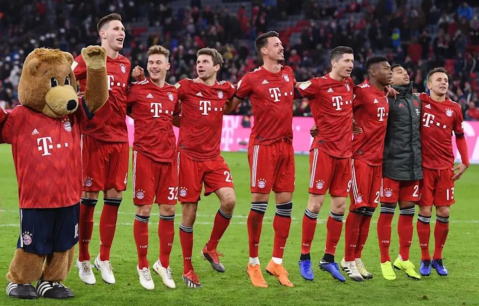 Прогноз на матч Лиги Чемпионов Аякс – Бавария 3