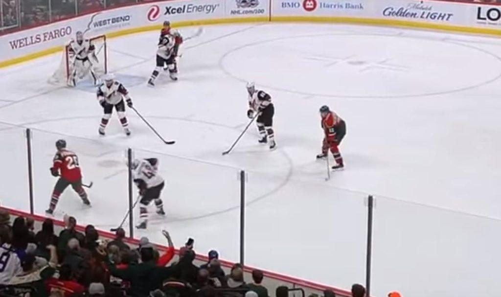 Прогноз на матч НХЛ Баффало – Аризона 3