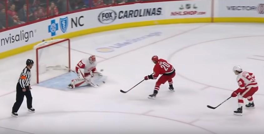 Прогноз на матч НХЛ Вашингтон – Каролина 2