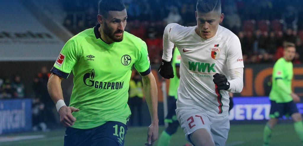 Прогноз на матч Чемпионата Германии Шальке 04 – Байер 19.12 2