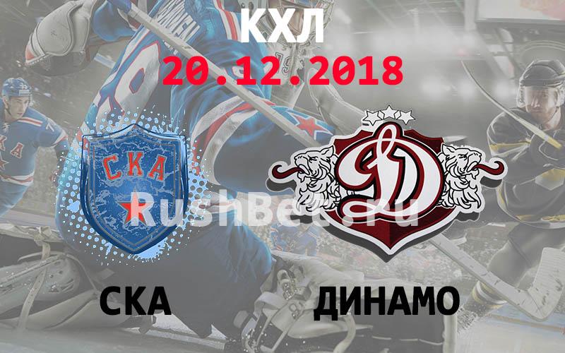 СКА – Динамо Рига