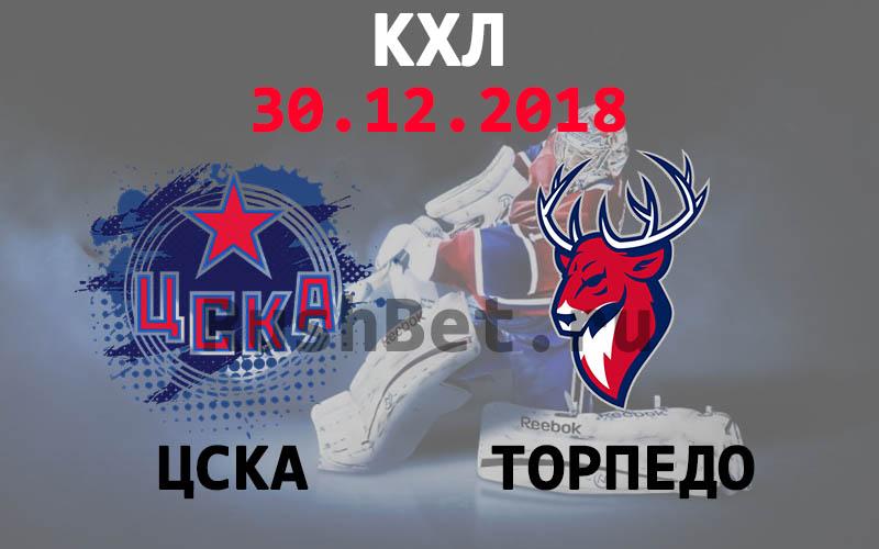 ЦСКА – Торпедо
