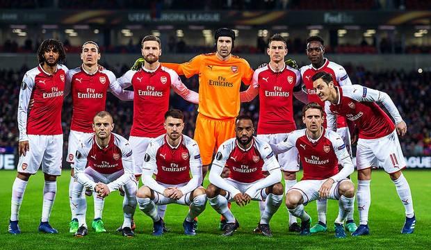 Арсенал Лига Европы 2019