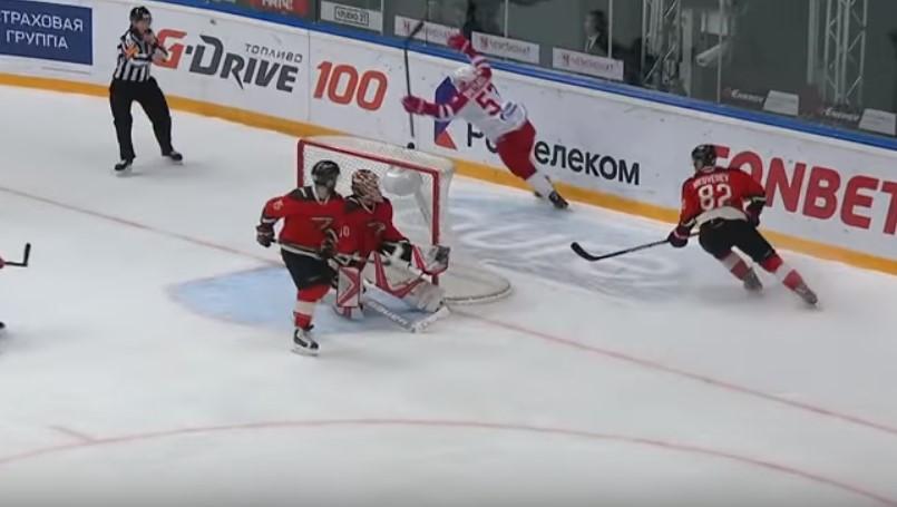 Прогноз на матч КХЛ Витязь – Северсталь 25.01 1