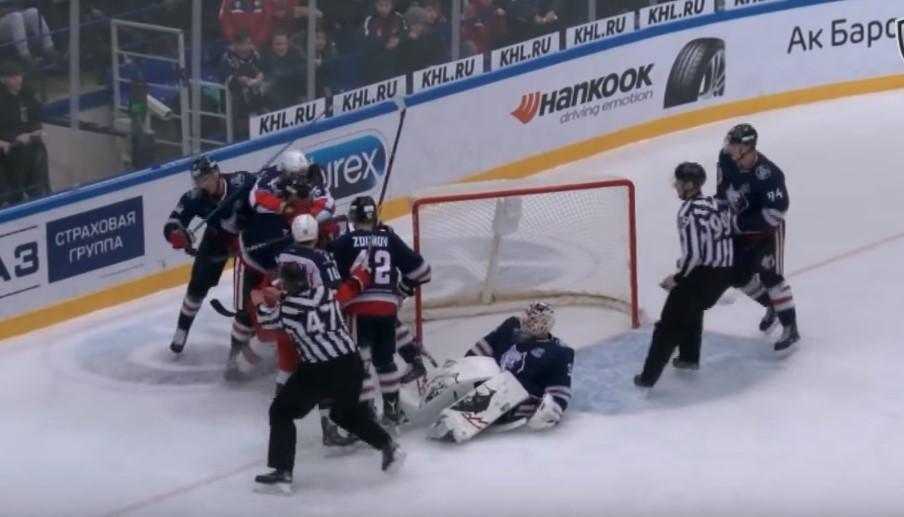 Прогноз на матч КХЛ Нефтехимик – Авангард 5.01 1