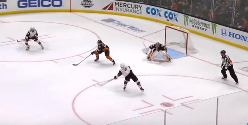 Прогноз на матч НХЛ Анахайм – Оттава 10.01 1