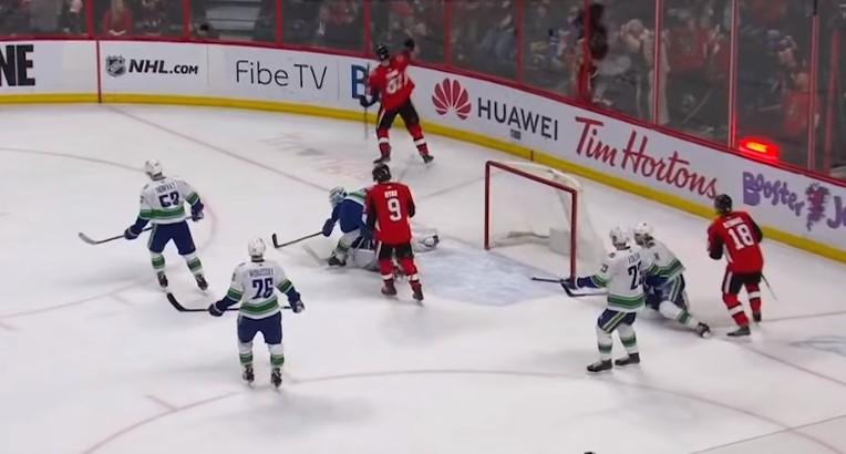 Прогноз на матч НХЛ Торонто – Ванкувер 6.01 2