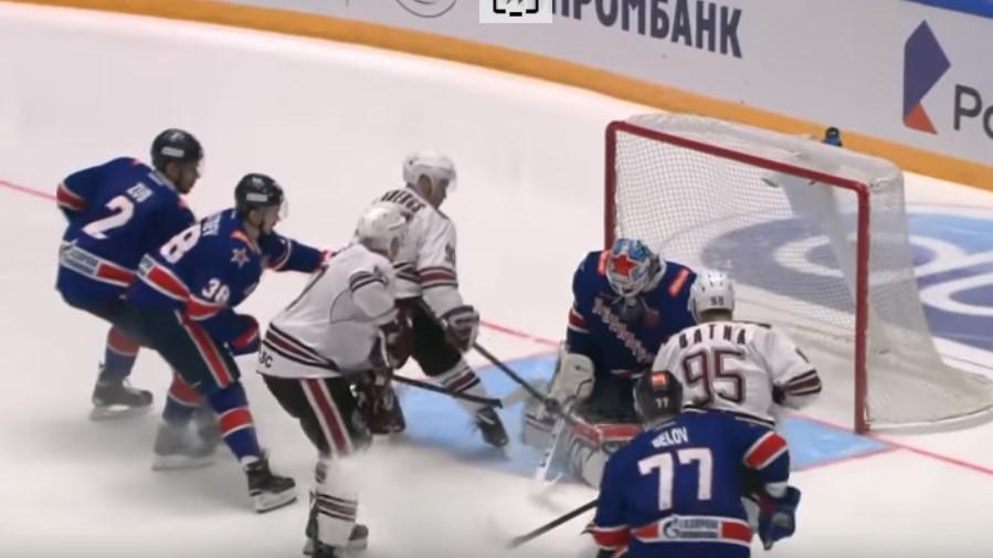 Прогноз на матч КХЛ Авангард – СКА 4.02 2